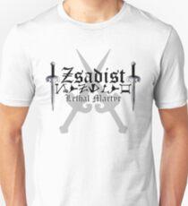 Zsadist - [ the Black Dagger Brotherhood ] Unisex T-Shirt