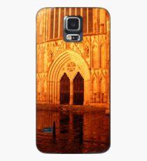 York Minster Portal by night Case/Skin for Samsung Galaxy