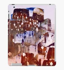 town with lights iPad Case/Skin