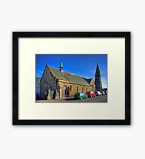 Parish Church, Broxburn Framed Print