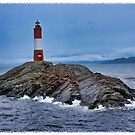Les Eclairs Lighthouse by KateMcCSeattle