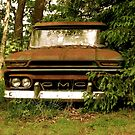 Used & Abused GMC Truck  by vschmidt
