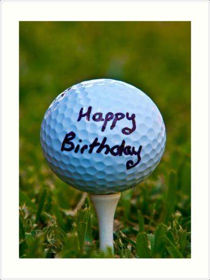 Happy Birthday Golf Nut