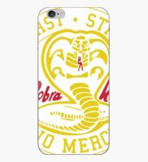 kobra kai ärmelloses shirt iPhone-Hülle & Cover