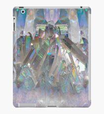Regenbogen holographisch iPad-Hülle & Klebefolie