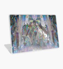 Regenbogen holographisch Laptop Folie