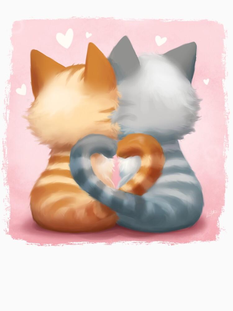 «Les amoureux» par leamatte