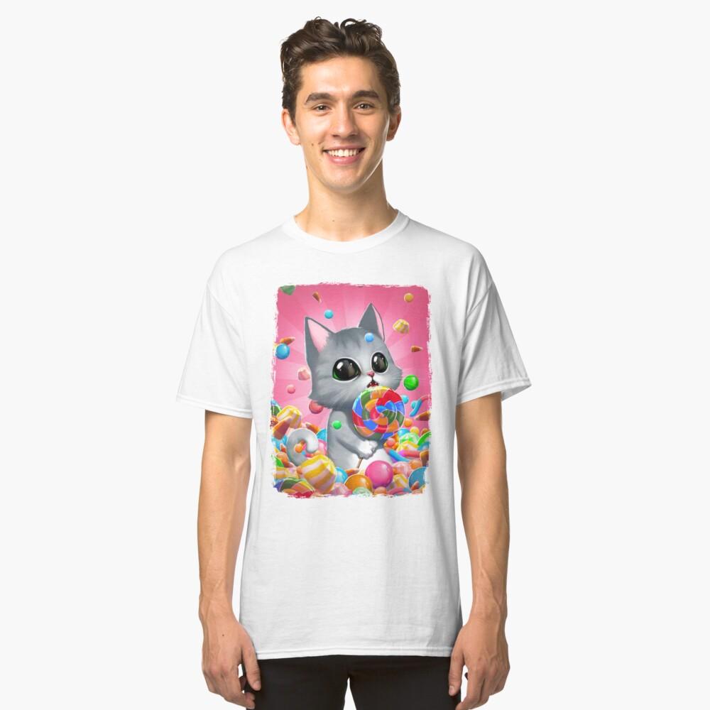 T-shirt classique «Is this what heaven taste?»
