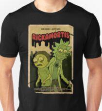RICKAMORTIS Slim Fit T-Shirt