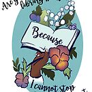 Feminist Valentine: Are You A Library Book? Because I Cannot Stop Checking You Out by fabfeminist