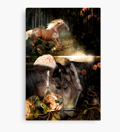 Rooted in God's Love Canvas Print