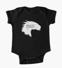 Smaug is coming One Piece - Short Sleeve