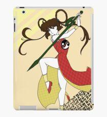 A Hunter of Devils iPad Case/Skin