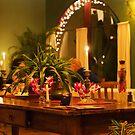Sofia Nuevo Latino Dining by Tracy Riddell