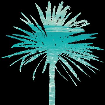 Water palm by DeLaFont