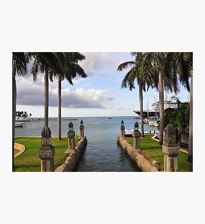 Spanish Bay Aruba  Photographic Print