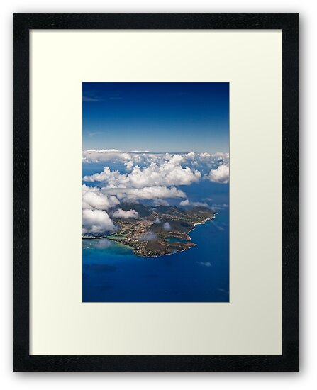 Koko Head, Hanauma Bay, Koko Crater by Alex Preiss