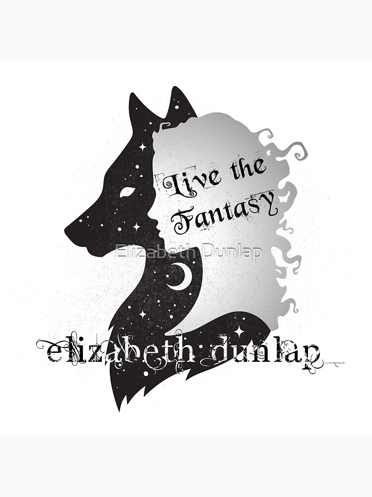 Elizabeth Dunlap Author Logo by horse1412000