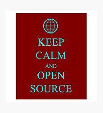 Keep Source Photographic Print