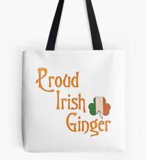 Proud Irish Ginger Tote Bag