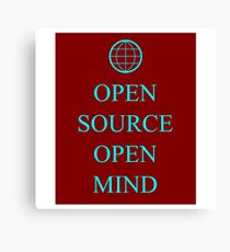 Mind Source Canvas Print