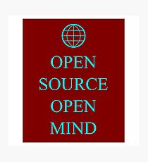 Mind Source Photographic Print
