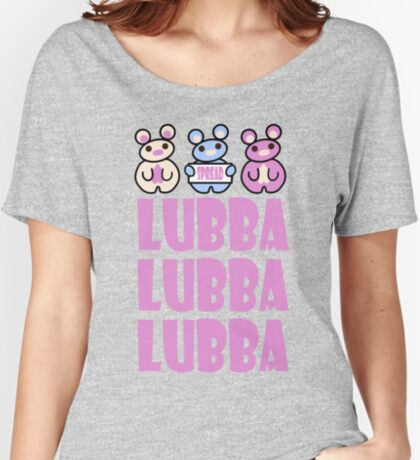 STPC: Three Chibis (Spread Lubba Lubba Lubba) Relaxed Fit T-Shirt