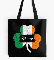 Slainte - Irish Toast Tote Bag