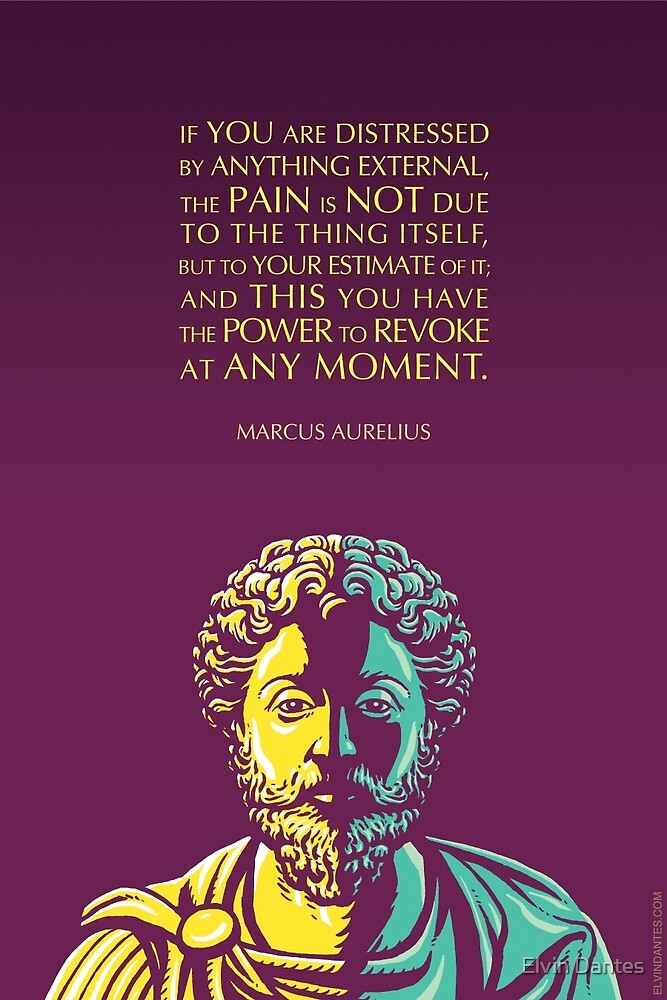 Quot Marcus Aurelius Quote The Power To Revoke Quot By Elvin