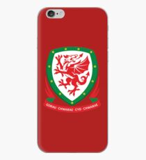 Wales National Football Logo (FAW) iPhone Case