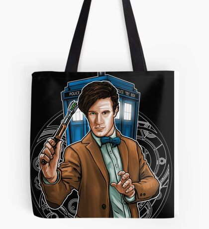 11th Doctor - Eleventh Heaven Tote Bag