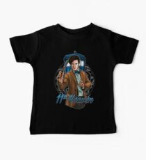 11th Doctor - Eleventh Heaven Baby Tee