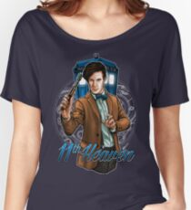11th Doctor - Eleventh Heaven Women's Relaxed Fit T-Shirt