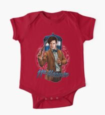 11th Doctor - Eleventh Heaven One Piece - Short Sleeve