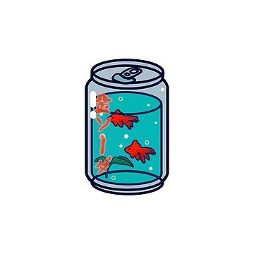 Soda de Goldfish de SeerStuff