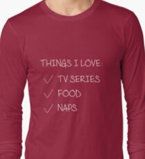 Things I love 2 T-Shirt