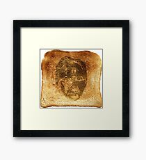 Norma Toast Framed Print