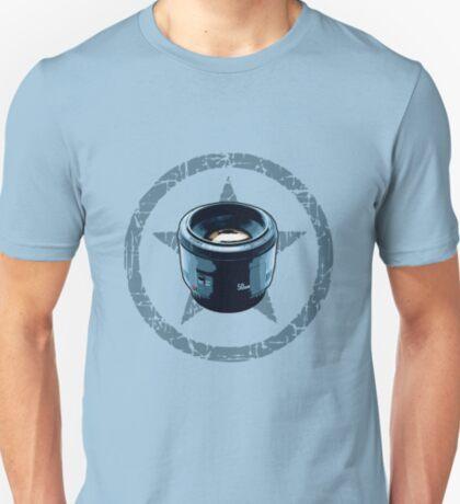 50mm Rebel T-Shirt