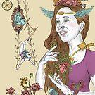 Göttin der Liebe von Carolina  Zambrano Enriquez