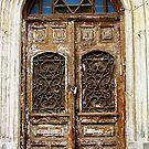 Staring at a closed door by Segalili