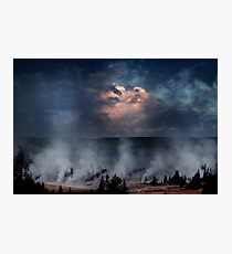 Yellowstone Photographic Print