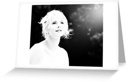Elle est la lumiere by Cathleen Tarawhiti