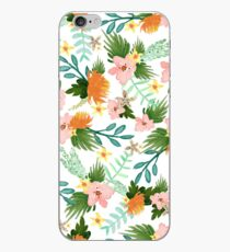 Coastline Floral iPhone Case