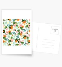 Coastline Floral Postcards