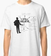 Frank Turner- I still believe Classic T-Shirt