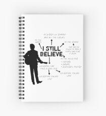 Frank Turner- I still believe Spiral Notebook