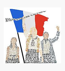 Les Miserables Photographic Print
