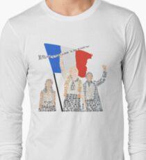 Camiseta de manga larga los Miserables
