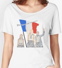 Les Miserables Women's Relaxed Fit T-Shirt