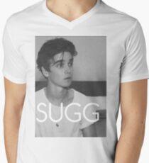 Sugg, Joe Sugg Designs Men's V-Neck T-Shirt